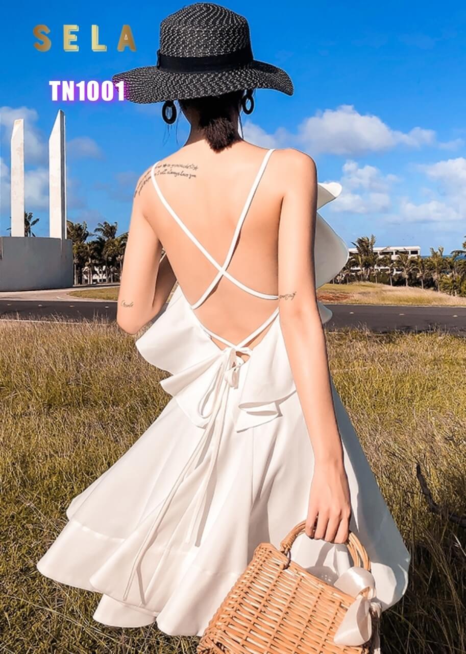 váy maxi xinh đẹp