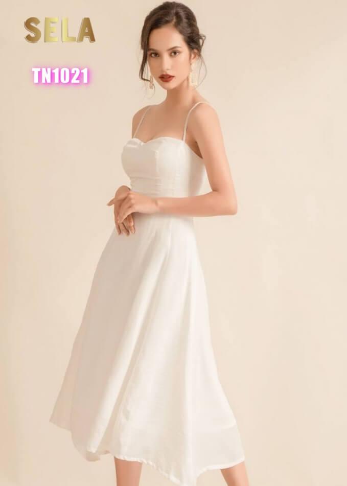 đầm đẹp dự tiệc cưới