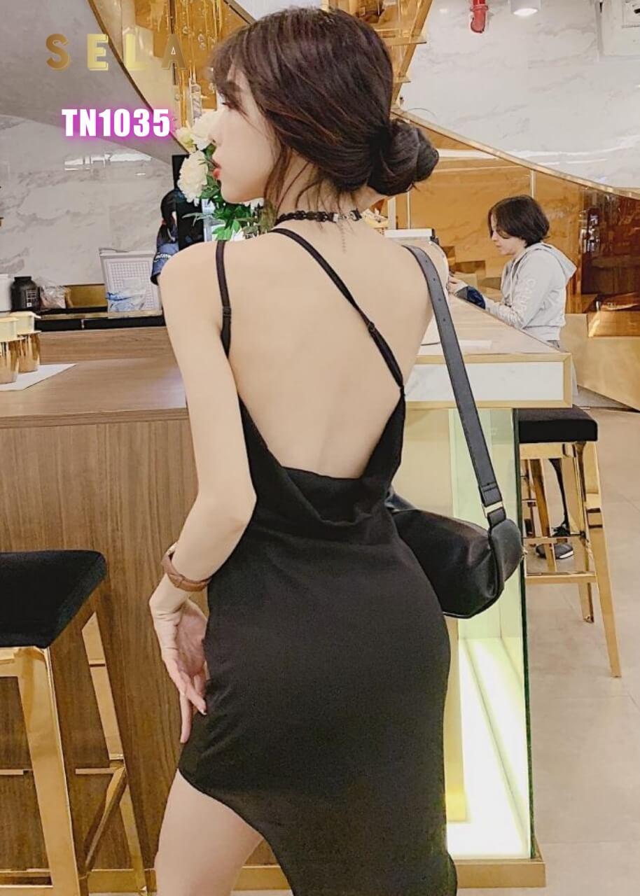 đầm váy body dự tiệc cưới